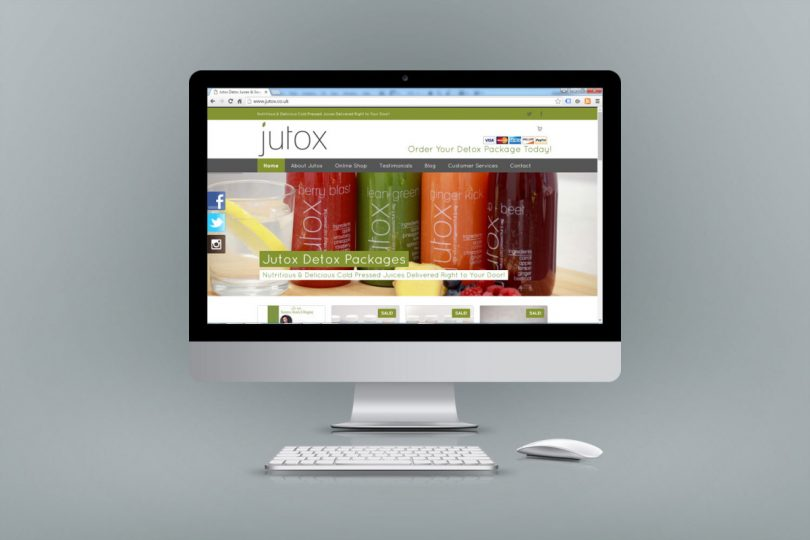Jutox Detox Juices