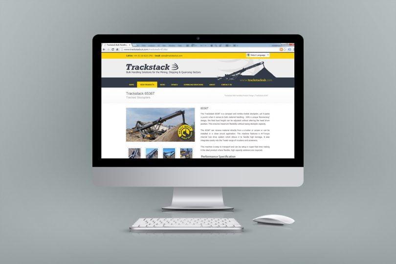 TrackStack Equipment